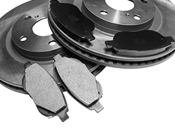 Brake pad and disc kits