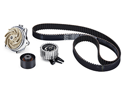 Timing belt and water pump kits