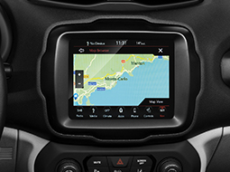 Audio and gps navigation