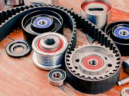 Belts and tensioners
