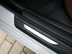 Side skirts, side steps and body side moldings