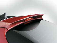 Rear roof spoiler for Fiat Bravo