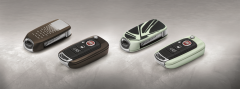 Car key cover kit for Fiat and Fiat Professional