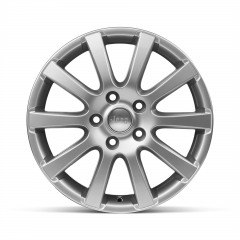 Alloy wheel of 18'' a 10 razze for Jeep grand cherokee