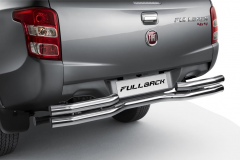 Stainless Steel Rear Protection