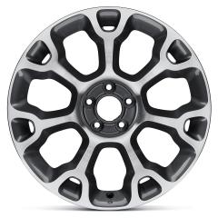 Alloy wheel 7J x 17'' for Fiat 500L