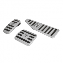 Alutex sport pedal set - automatic transmission