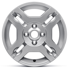Alloy wheel 5.5J x 14'' ET35 for Fiat and Fiat Professional