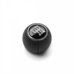 Manual leather shift knob for Jeep Renegade