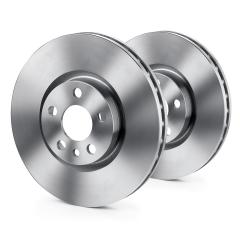 Frontal brake disc