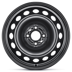 Alloy wheel 5.5J x 15'' ET32 for Fiat and Fiat Professional