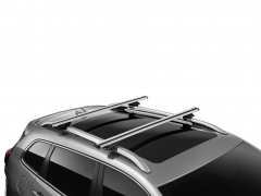 Aluminum roof rack for car roof