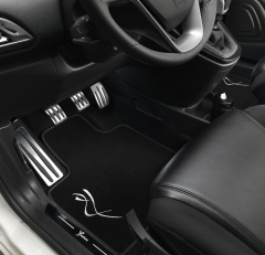 Complete ambient light kit for Lancia Ypsilon