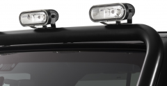 Off-road halogen light set for lightbar