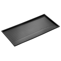 Boot liner tray protection for Fiat 500