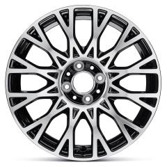 Alloy wheel 6.5J x 16'' ET35 for Fiat 500