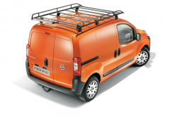 Fixed tow bar for van for Fiat Professional Fiorino
