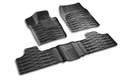 Rubber mats for Jeep Grand Cherokee