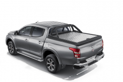 Roll Bar For Aluminum Tonneau Cover For Double Cab