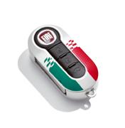Key cover kit Italian design for Fiat