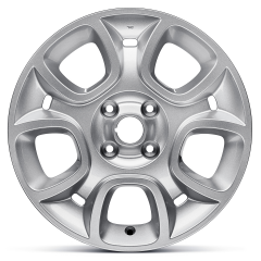 Alloy wheel 6J x 15'' H2 ET35 for Fiat and Fiat Professional