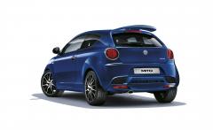 Rear bumper spoiler for Alfa Romeo MiTo