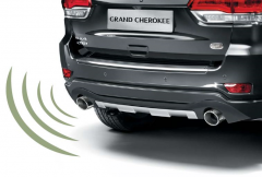 Rear parking distance sensors for Jeep Grand Cherokee