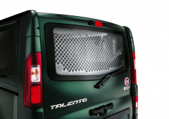 Window Protection Grille  For Tailgate