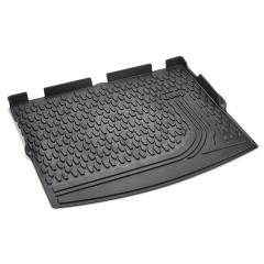 Rear cargo tray liner