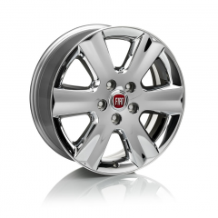 19'' Production Chrome Wheel