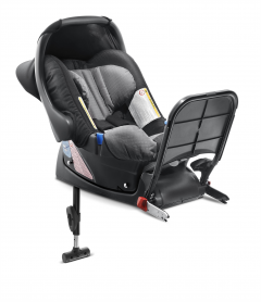 Isofix platform for baby safe plus child seat