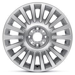 Alloy wheel 6J x 15'' H2 ET40 for Fiat 500