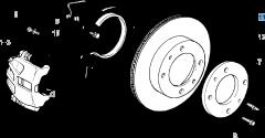BRAKE DISC (Essential Part)