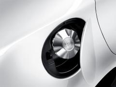 Aluminium fuel filler cap with Alfa Romeo logo for Alfa Romeo Giulietta