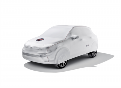 Indoor car cover for Fiat 500X