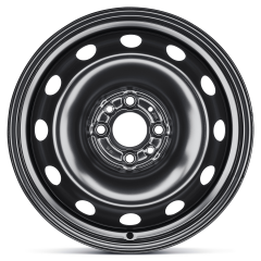 Alloy wheel 6J x 15'' for Fiat and Fiat Professional