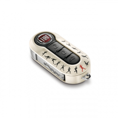 Key cover kit (Humanoids) for Fiat 500