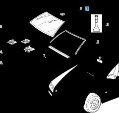 Windscreens for Alfa Romeo