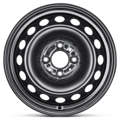 Alloy wheel 5.5J x 14'' H2 ET44 for Fiat and Fiat Professional
