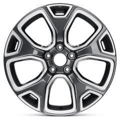 Alloy wheel 7J x 18''
