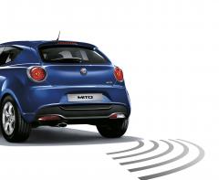 Volumetric anti-theft alarm system for Alfa Romeo Mito