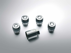 Locking wheel bolt kit for Fiat Professional Ducato