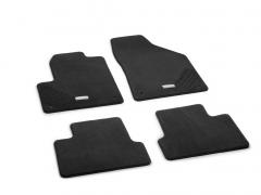 Carpet floor mats (dark grey)