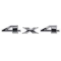 4X4 Logo (rear)