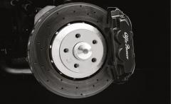Brake caliper kit front & rear for Alfa romeo 4C
