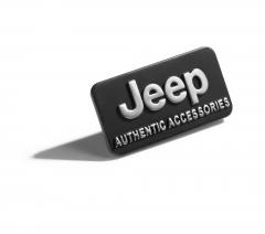 Authentic Jeep emblem badge
