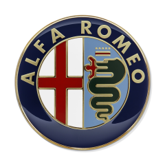 Rear for Alfa Romeo