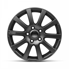 18'' Alloy wheel with 10 spokes for Jeep grand cherokee