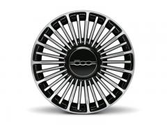 16'' Alloy wheel diamond