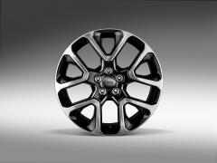 19'' Alloy wheel